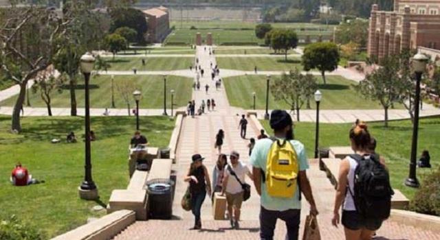 Ladino joven en UCLA