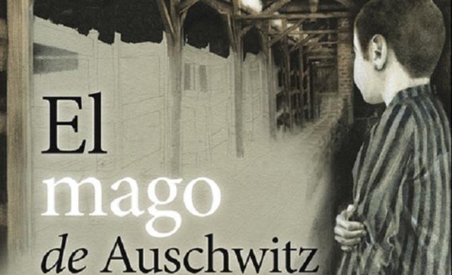 """""""El mago de Auschwitz"""" de Kathy Kacer y Gillian Newland, con Laura Fernández"""