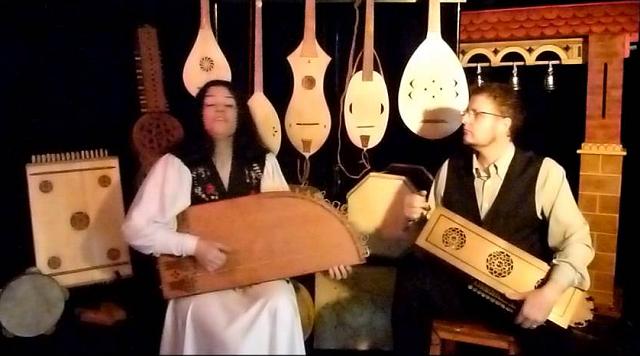 Sefarad en el corazón de Marruecos, con Mara Aranda y Jota Martínez