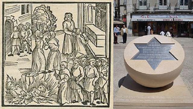 De un 16 a un 22 de abril en la historia de los sefardíes…