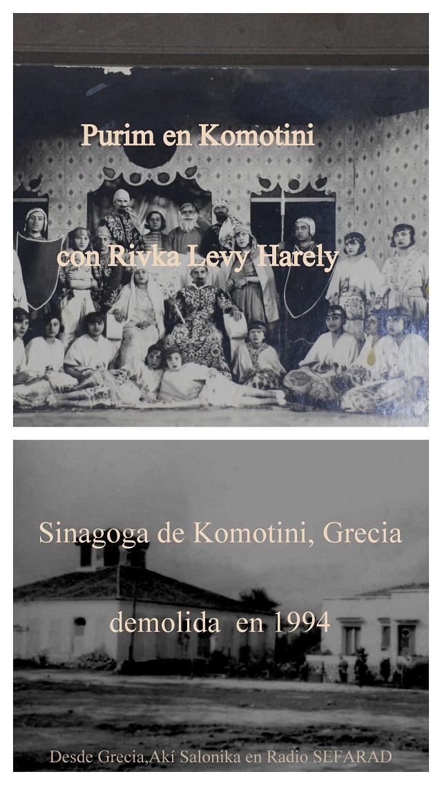 rivka grecia medio