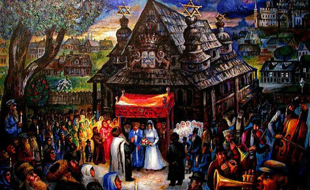 Capítulo 12: la boda de Móyshe Yósl