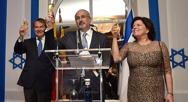 Celebración de los 69 años de Independencia de Israel (Hotel Villamagna, Madrid, 10/5/2017)