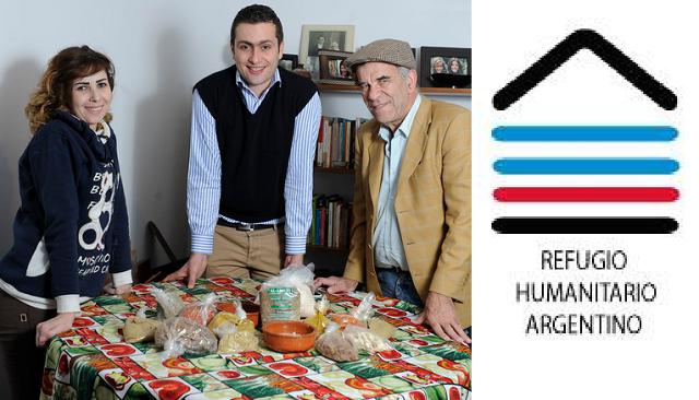 Un refugio humanitario para los que huyen de Siria, con Gustavo Efron