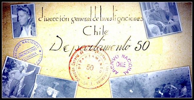 Desclasificados documentos del D50: Espiando a los nazis
