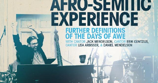 Afro-Semitic Experience y el jazán Jack Mendelson, en vivo en Greenfield