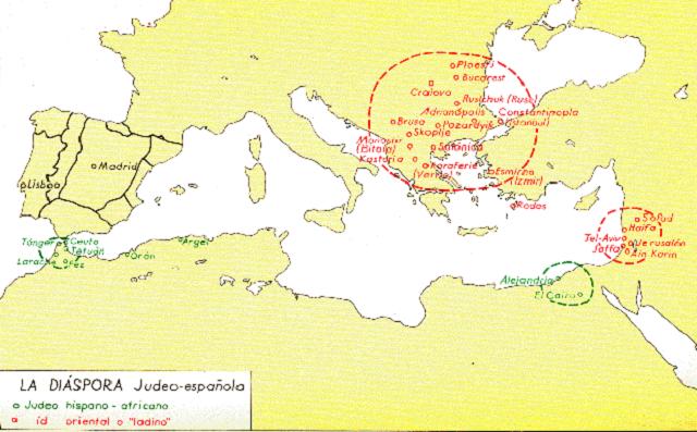 Palabras griegas en el judeoespañol, desde el CIDICSEF de Buenos Aires