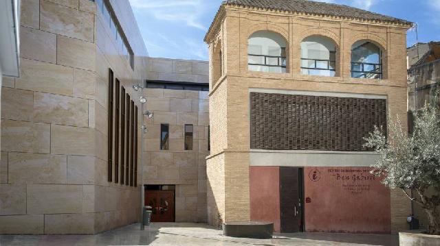 Un museo del pensamiento judío español para Málaga, con el presidente de su Comunidad Israelita Rubén Bentata