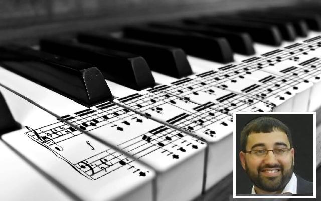 Piano Shabbos: descanso sabático con Netanel Leifer