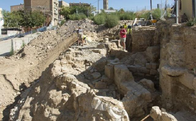 Arqueología judía en Lleida (Lérida)