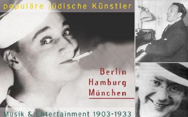 Cantantes judíos en la Alemania de entreguerras