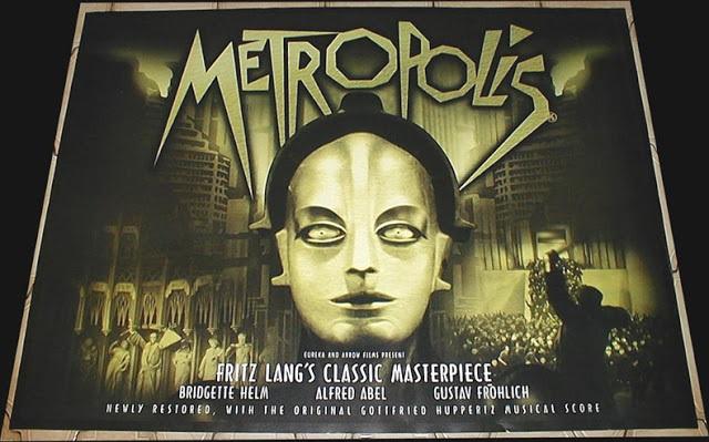 """""""Metrópolis"""" de Fritz Lang"""