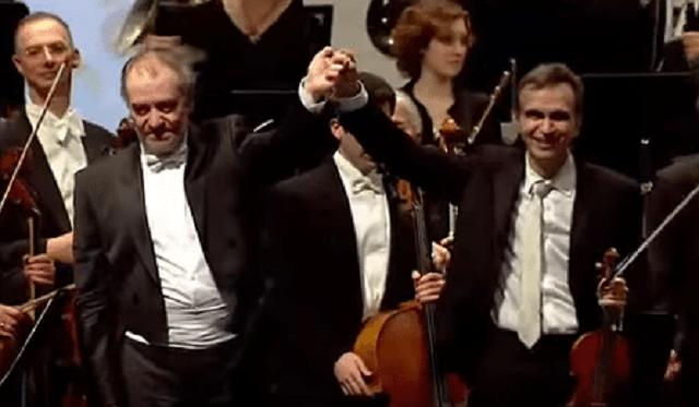 Concierto de Chaikovsky, por Gil Shaham y la Filarmónica Israelí