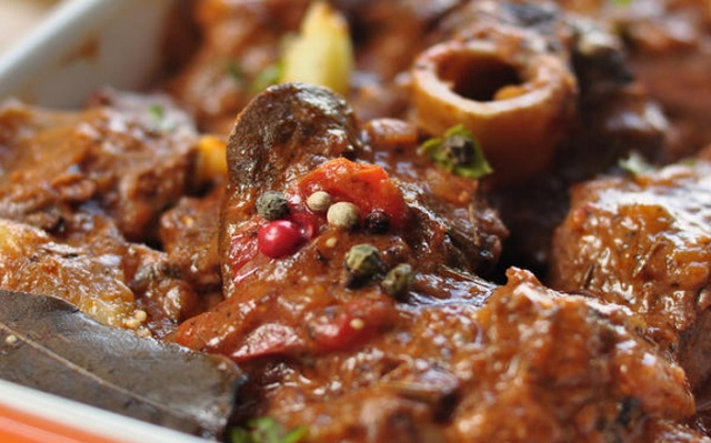 Carne para Rosh Hashaná