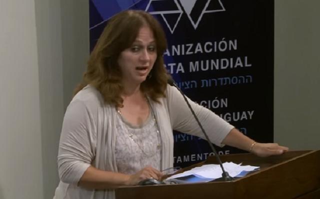 Los motores del terrorismo contra Israel, con Ana Jerozolimski (Universidad ORT, Uruguay, 11/11/2015)