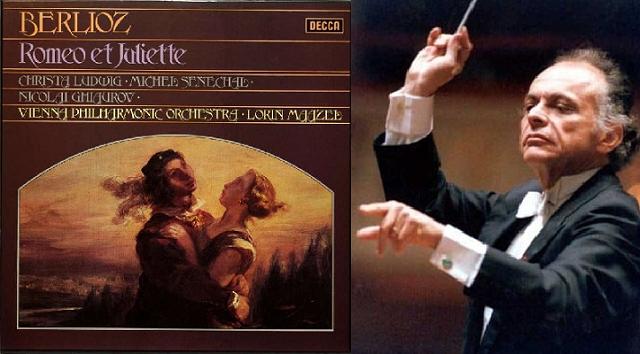 """""""Romeo y Julieta"""" de Berlioz, dirigido por Lorin Maazel"""