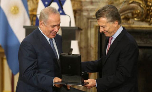 Netanyahu en Argentina: una visita polémica, con Gustavo Efron