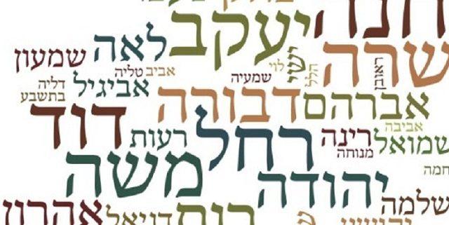 Evolución onomástica judía (II): relaciones consanguíneas