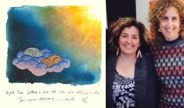 Un par de sueños más para Ayelet Rose Gottlieb