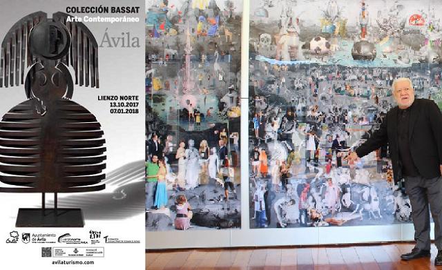 La Colección Bassat de Arte Contemporáneo en Ávila, con Lluis Bassat