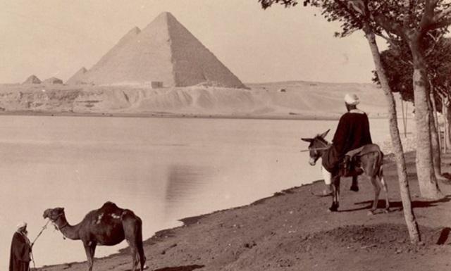 Gershon (Gastón) Liebhaber, un judío egipcio. I parte