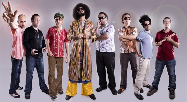 Funk N'Stein: los monstruos de la pista de baile