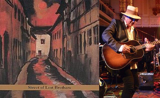 Gary Lucas, el bluesero que hace música judía