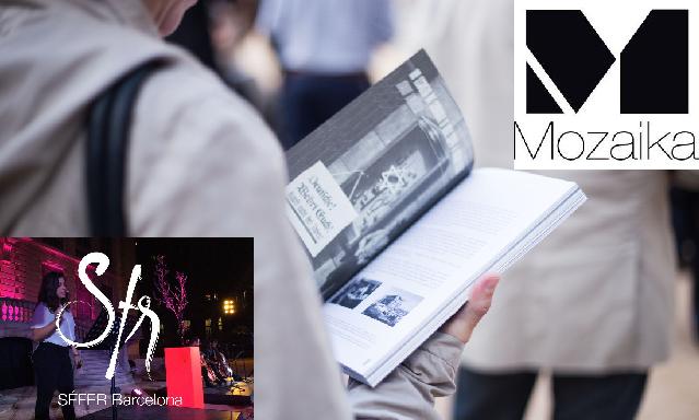 Mozaika: 10 años de actividades culturales judías desde Barcelona, con Manu Valentín y Víctor Sörenssen