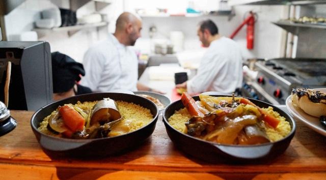 """Shaq Shuq"", un restaurante casher en Barcelona"