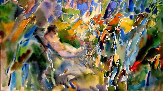 """""""El cantar más bello. El Cantar de los cantares de Salomón"""", con Emilia Fernández Tejero (Fundación March, Madrid, 10/10/2017)"""
