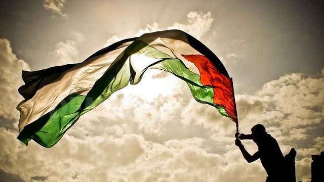 El aniversario de la declaración del Estado Palestino
