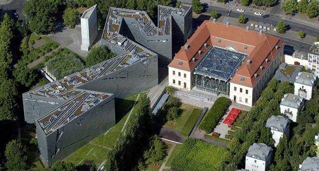 Jewish Museum Berlin, with Maren Krüger