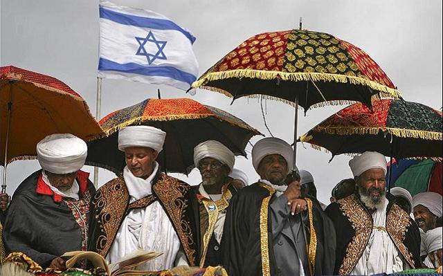Judíos etíopes en Israel: un túnel del tiempo a la era bíblica