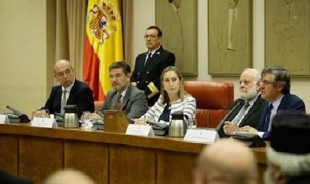 25º Aniversario de la aprobación de los Acuerdos de Cooperación del Estado con las religiones de notable arraigo (Congreso, Madrid, 13/11/2017)