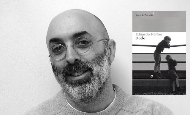 """""""Duelo"""", con su autor Eduardo Halfon"""