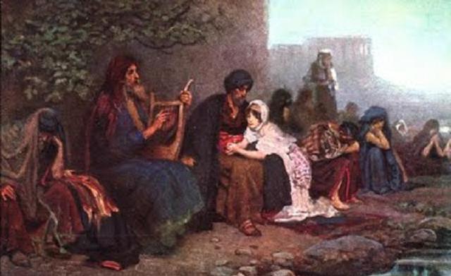 Salmo 102: oración del exiliado que llora pero tiene la esperanza de volver