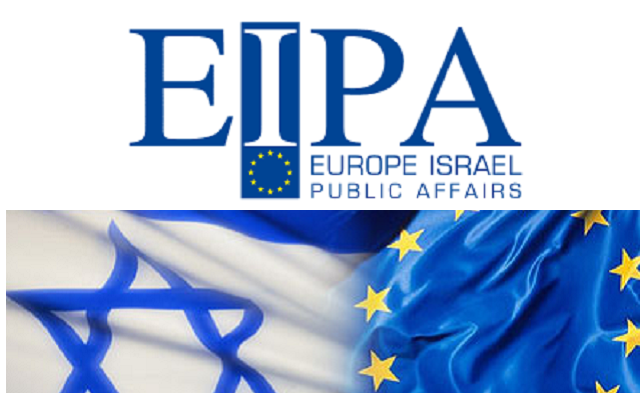 EIPA: velando por Israel ante la Unión Europea