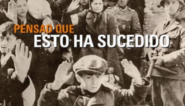 """""""Pensad que ésto ha sucedido"""". Lecciones del Holocausto, con Juan Nicieza"""