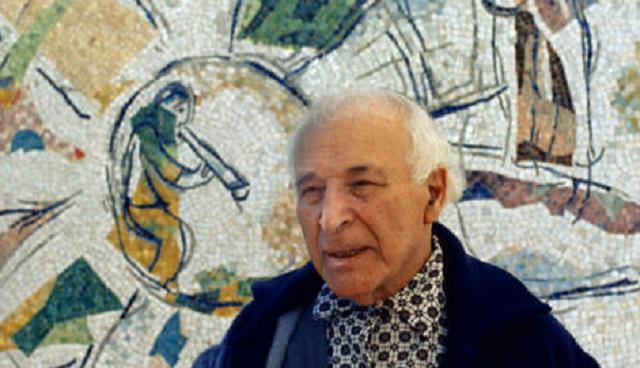 Marc Chagall: el Picasso judío