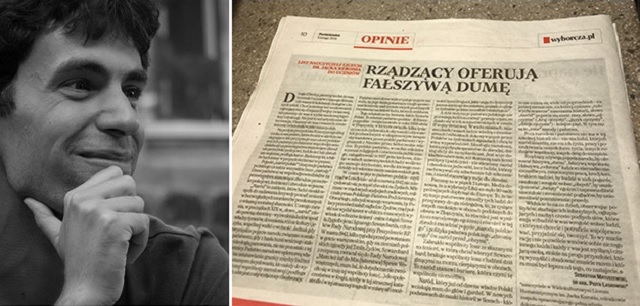 """Poland's New """"Holocaust Law"""": An Open Letter to Students, with Piotr Laskowski"""