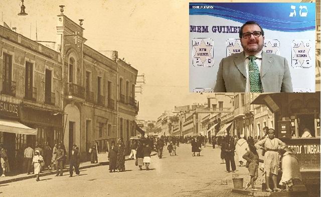 Melilla: puente del regreso a Sefarad desde 1864, con Mordejay Guahnich