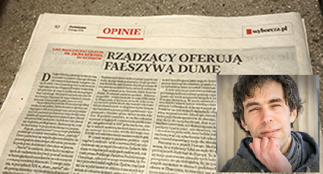 Una carta abierta a los jóvenes polacos, con Piotr Laskowski