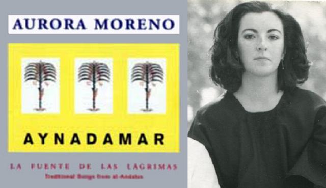 Aydanamar: jarchas y coplas de Aurora Moreno