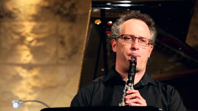 Chen Halevi: el nombre del clarinete clásico en Israel