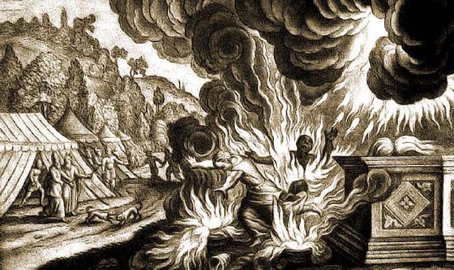 Sheminí, o el entusiasmo fundamentalista