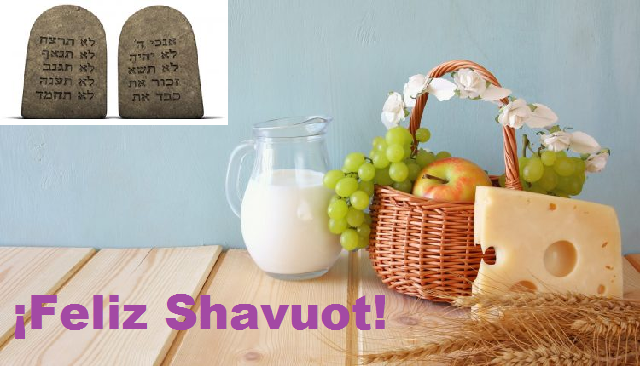 Shavuot en Israel