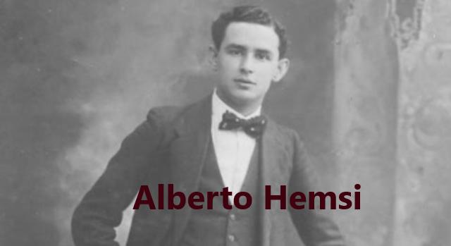 Alberto Hemsi, en judeoespañol, desde el CIDICSEF de Buenos Aires