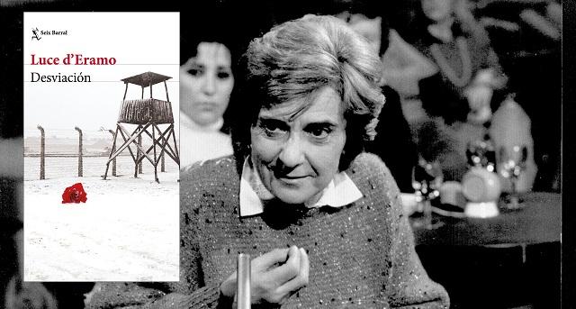 """""""Desviación"""", de Luce d'Eramo, con Isabel González-Gallarza"""