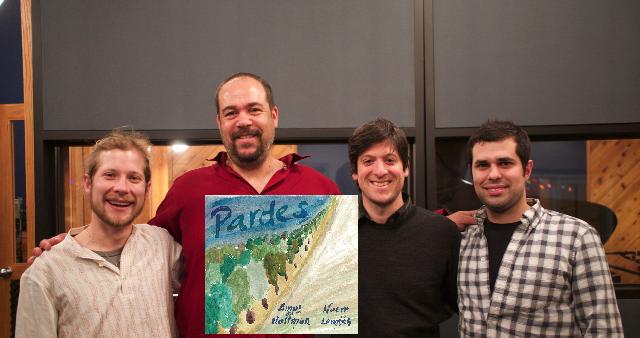 Pardes: el paraíso sonoro de Amos Hoffman y Noam Lemish