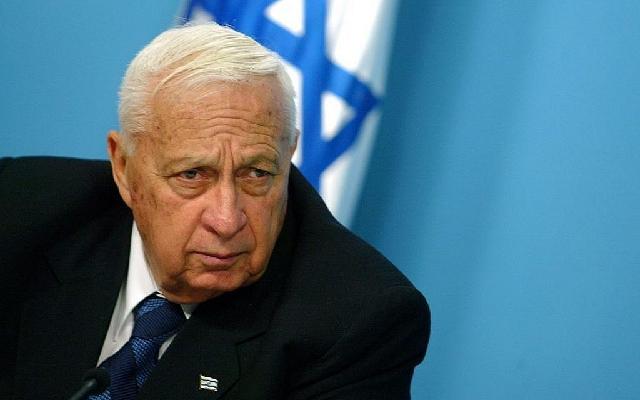 Arik Sharon: el Primer Ministro controvertido